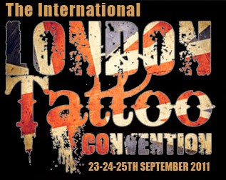 London Tattoo Convention 2011