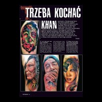 Khan Tattoo - Interview & Article 041