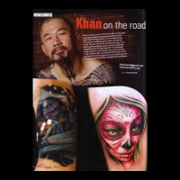 Khan Tattoo - Interview & Article 059