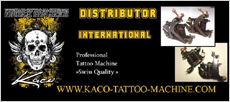 Kaco Tattoo Machines