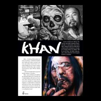 Khan Tattoo - Interview & Article 064