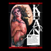 Khan Tattoo - Interview & Article 075