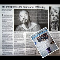 Khan Tattoo - Interview & Article 080