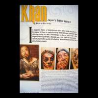 Khan Tattoo - Interview & Article 086