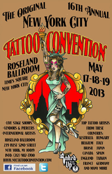 New York Tattoo Convention