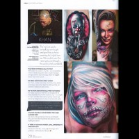 Khan Tattoo - Interview & Article 101