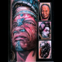 Khan Tattoo - Interview & Article 104