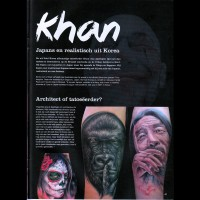 Khan Tattoo - Interview & Article 107
