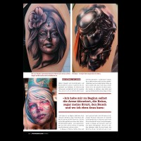 Khan Tattoo - Interview & Article 112