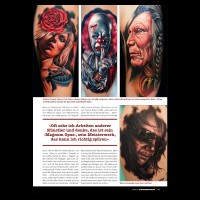 Khan Tattoo - Interview & Article 113