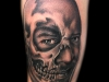 Khan Tattoo - Black Gray-019
