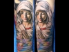 Khan Tattoo - Realistic Color-015