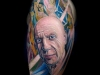 Khan Tattoo - Realistic Color-032
