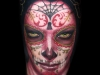 Khan Tattoo - Realistic Color-041