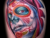 Khan Tattoo - Realistic Color-042