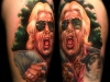 Khan Tattoo - Realistic Color-043