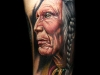 Khan Tattoo - Realistic Color-047
