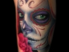 Khan Tattoo - Realistic Color-048