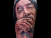 Khan Tattoo - Realistic Color-049