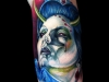Khan Tattoo - Realistic Color-052