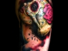 Khan Tattoo - Realistic Color-053