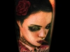 Khan Tattoo - Realistic Color-055