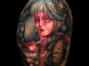 Khan Tattoo - Realistic Color-058