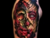 Khan Tattoo - Realistic Color-059