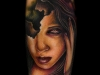 Khan Tattoo - Realistic Color-061