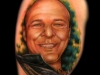 Khan Tattoo - Realistic Color-062
