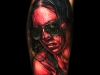 Khan Tattoo - Realistic Color-067