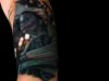 Khan Tattoo - Realistic Color-071