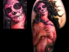 Khan Tattoo - Realistic Color-073